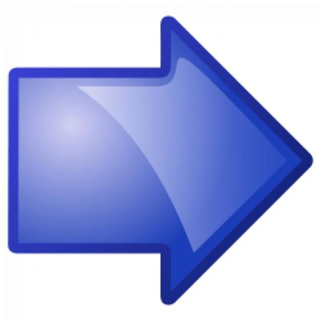 freccia a destra blu 17 526113124